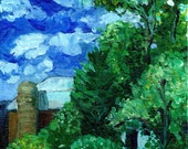 Original Painting - Countryscape 2