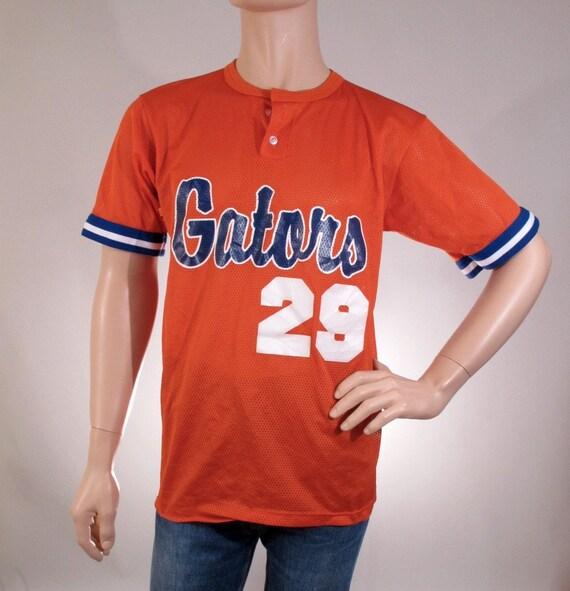 Vintage 80s Florida Gators Football Jersey Number 29 Size