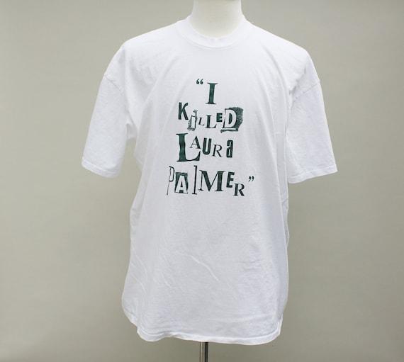 1990 Vintage Twin Peaks T-Shirt - XXL