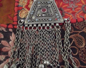 Vintage Kuchi Pendant from Pakistan