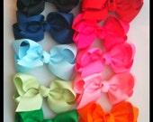 PIGTAIL SET-- You CHOOSE Color
