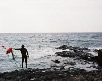 John's Hidden Spot- Fine Art Photography- Portrait- Hawaii