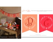 february - valentines day DIY printable collection