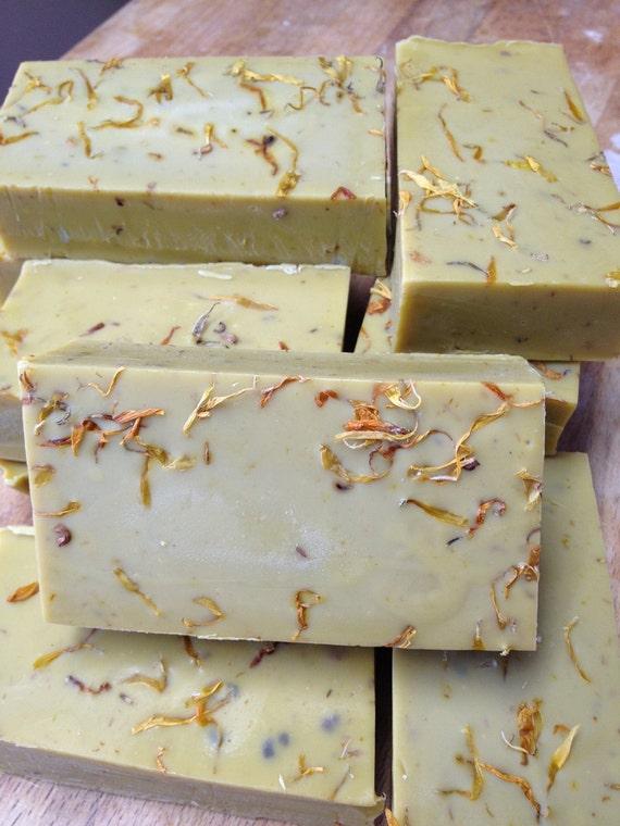 Citrus Sunrise Handmade Soap