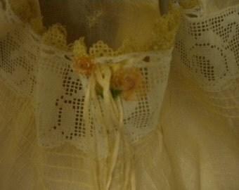 Antique Ribbonwork Camisole (FFS1124)