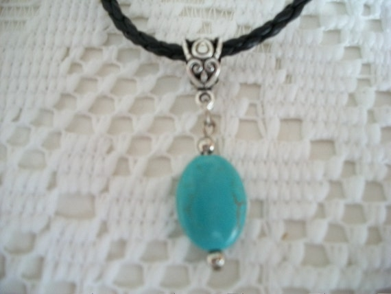 RESERVED FOR TAMARA Howlite Necklace