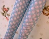 Milky Way Lovely Blue Polka Dot Stockings for Blythe Dolls
