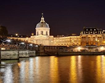 Paris Photography, Institute of France, Fine Art Photography,  Paris Decor