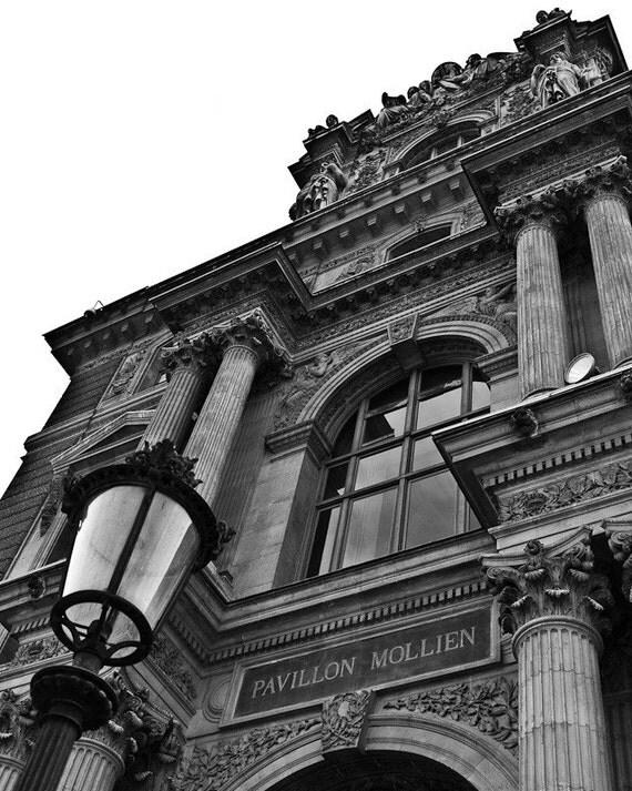 Paris Photography, Pavillon Mollien, Black and White Fine Art photography, Paris Decor