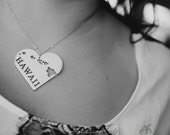 I Heart Hawaii - Necklace or Pendant