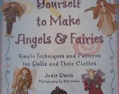 Patterns /Teach Yourself to Make Angels and Fairies book