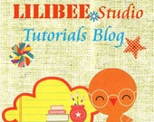 Lilibeestudio scrapbooking tutorials blog subscription