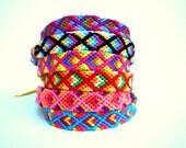L.A. RAISED-10 String friendship bracelets