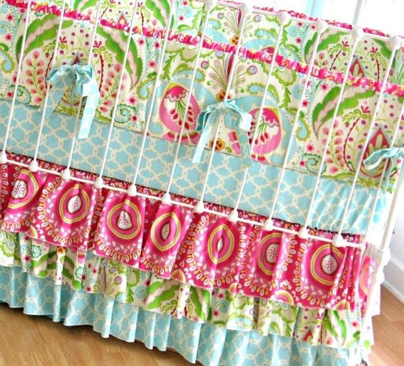 etsy baby crib bedding 2