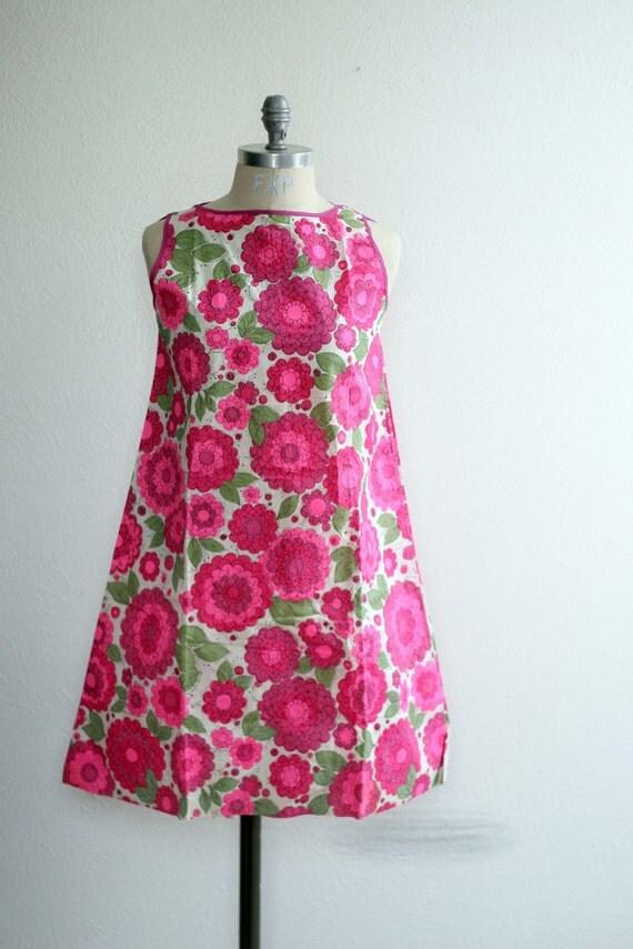 Flower Fantasy Paper Dress