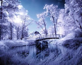 Blue Park - 4 x 5