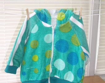 Infant Swim Suit Coverup  2 Pieces