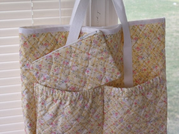 Reserved Listing American Girl Doll Clothes Travel Tote for your 18 inch Doll or Baby Doll---READY TO SHIP