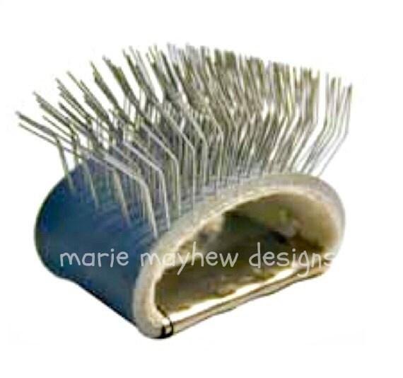 T O O L. Nap Riser Brush. A Great Embellishing Tool.