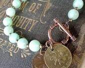 Coin Bracelet RESERVED FOR rngo03