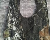 Mossy Oak Camo Baby Bib