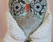 Stuffed Owl Pillow - Limited II - No. 14