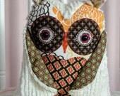 Stuffed Owl Plush - BWinks Whoot Whoot Owl