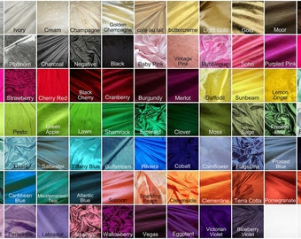 Silk purse lining upgrade  (ADD ON ITEM only)