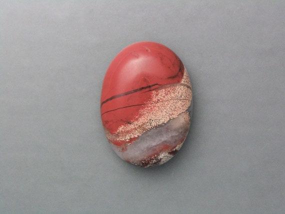 Red Jasper Cabochon
