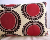 Honeysuckle Medallions Pillow