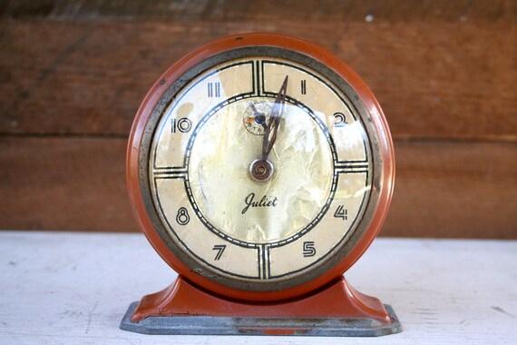 Beautiful Antique Juliet Clock