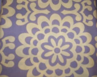 Amy Butler Lotus Wallflower in Yellow/grey