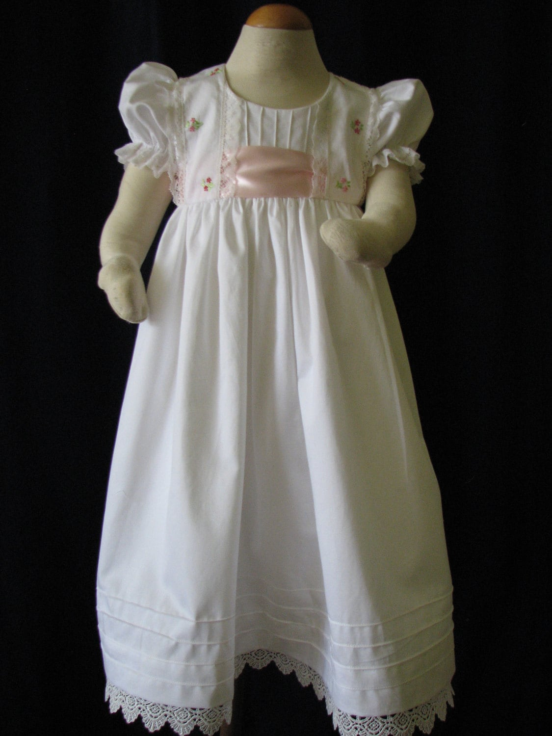 Heirloom Girls Dress
