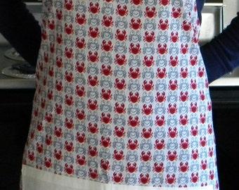 BBQ Style Apron-Crabby
