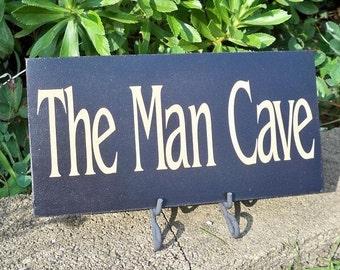 Sign, Man Cave Sign, garage sign