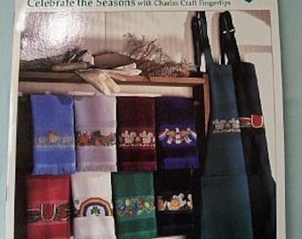 Celebrate the Seasons cross stitch booklet