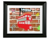 My London-8 x 10 Art Print