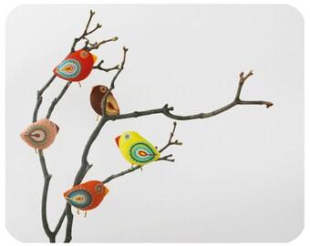 birds home decore - bird ornaments