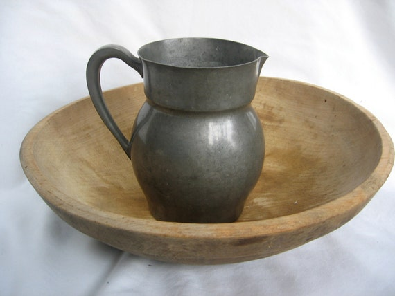 Vintage Pewter Pitcher by Concord Pewter 485