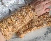 Mohair Glamour Cuffs