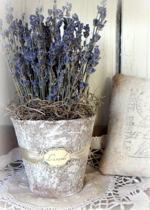 Lavender Bouquet-French