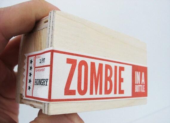 Zombie in a Bottle