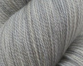 Weeping Angel on Awesomesauce - Hand Dyed Lace Weight Yarn