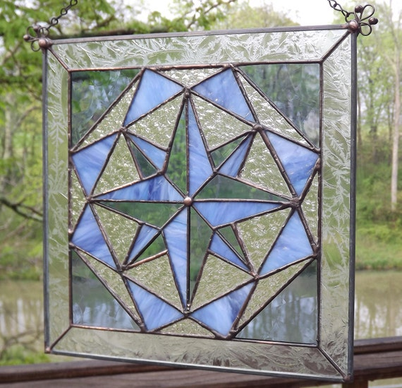 Glass Compass Rose Patterns : Reserved listing for renee compass rose stained glass quilt