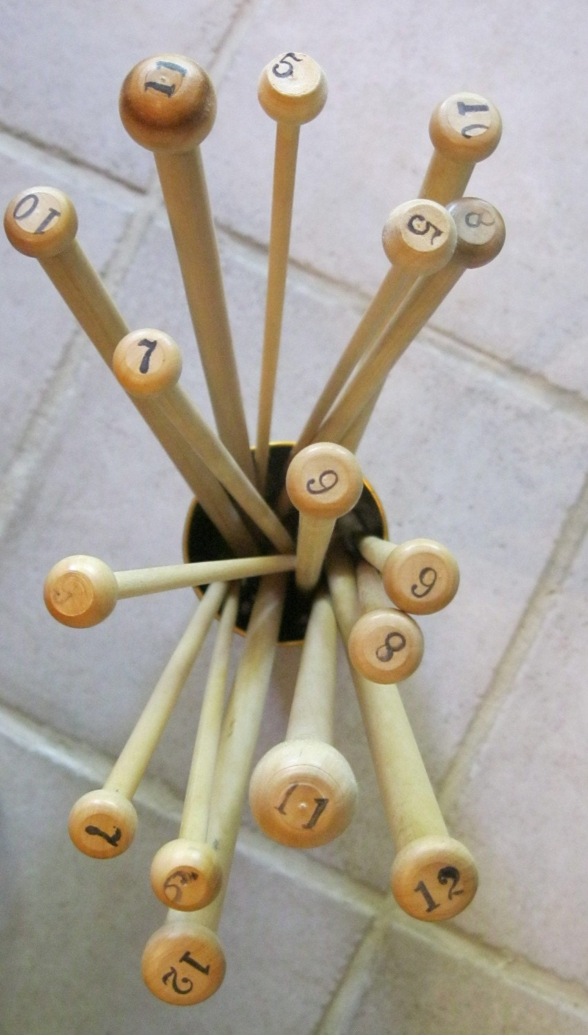 Giant Circular Knitting Needles Uk : Super long hard to find knitting needles us mm from
