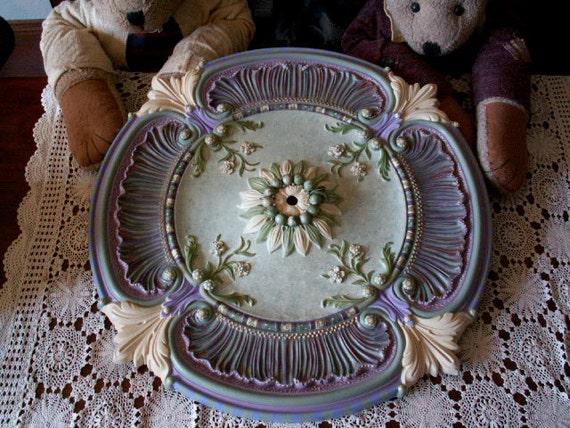 inch fanchandelier ceiling medallion – Chandelier Medallion