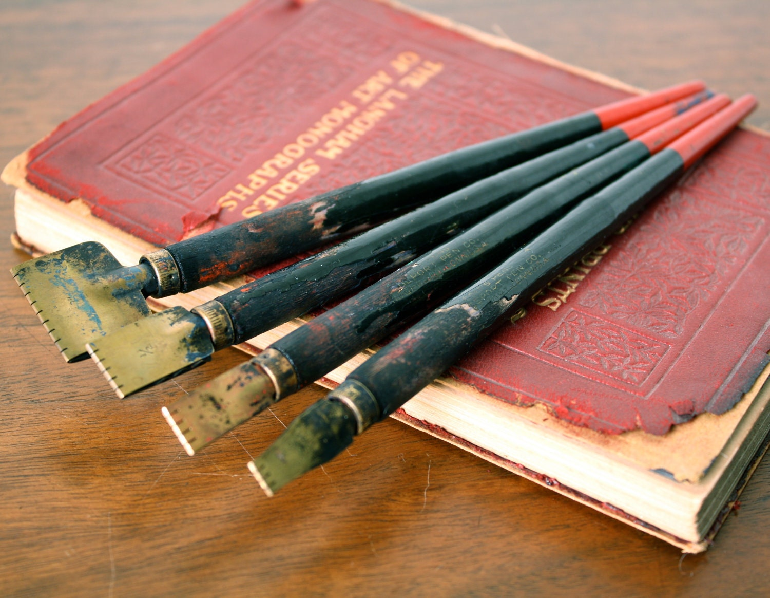 Vintage Coit 39 S Calligraphy Pens