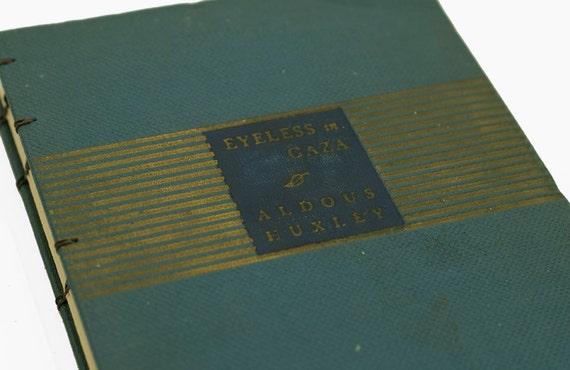 1936 ALDOUS HUXLEY Vintage Book Journal