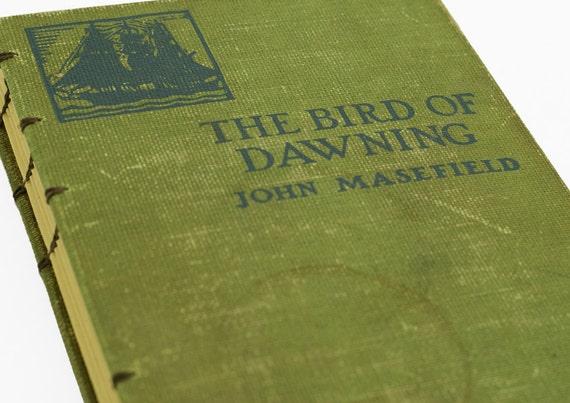 1941 BIRD of DAWNING Vintage Book Notebook Journal