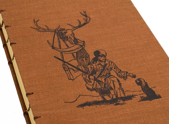 1959 LEWIS and CLARK Vintage Expedition Notebook Journal